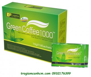 GREEN COFFEE 1000-hãng Leptin